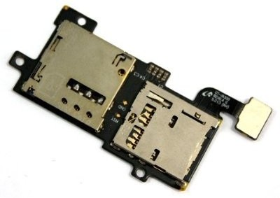 i9300 sim card and micro sd assembly